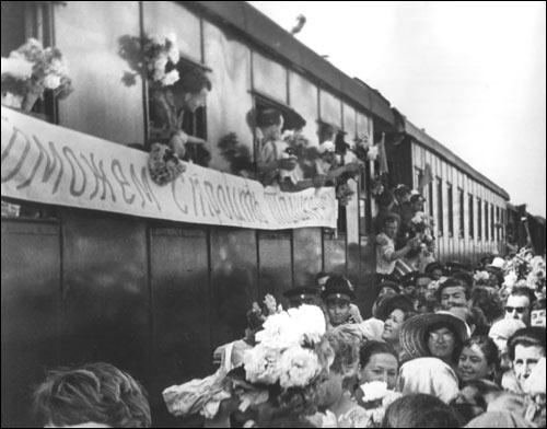 Фото из архива Б.Голендера