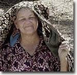 Долгожительница из Хорезма. Фото Фергана.Ру