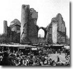 Базарная площадь. Самарканд