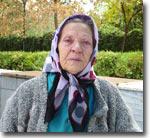 Мать Георгия Александрова.