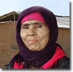 Старуха из Байсуна. Фото ИА Фергана.Ру