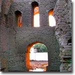 Крепость Кырк-кыз