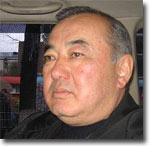 Экс-губернатор Чуйской области Кыргызстана Турсунбек Кулмурзаев. Фото ИА Фергана.Ру