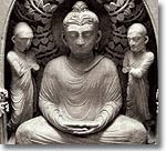 Скульптура Будды из Фаяза. Фото ИА Фергана.Ру