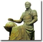 А.Рахматуллаев, Л.Рябцев. Памятник Мирзо Улугбеку