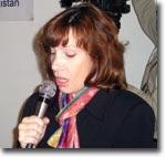 Посол США в Таджикистане Трейси Джейкобсон