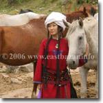 Назирке Нияз, одна из победительниц конкурса