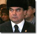 Временный президент Г.Бердымухаммедов
