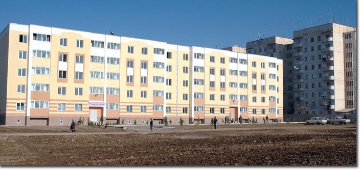 Российским военным в Таджикистане вручили ключи от новых ...: http://fergananews.com/news.php?id=5426