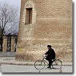 Минарет в древнем Вабкенте. Фото ИА Фергана.Ру