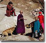 Поселок Лянгар под Самаркандом. Фото ИА Фергана.Ру