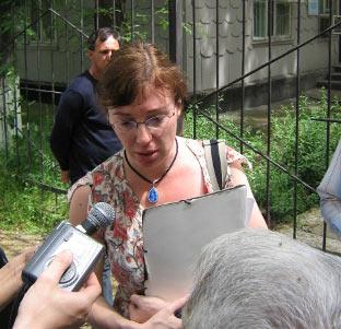 Андреа Берг