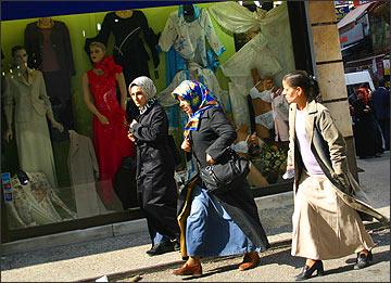 На улицах Стамбула. Фото ИА Фергана.Ру
