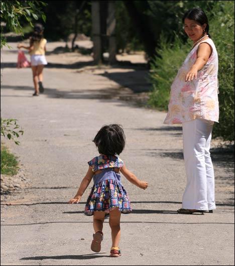 Киргизия, фото ИА Фергана.Ру