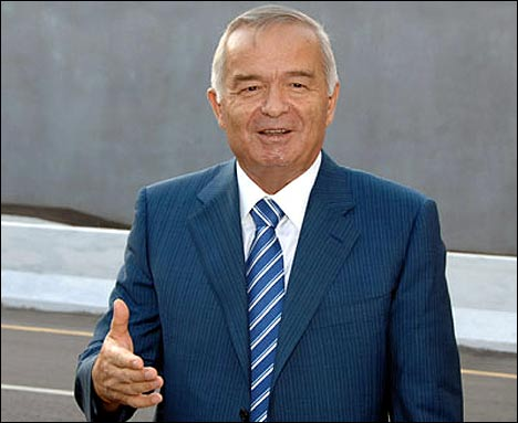 I M Proud I Ve Been Working With This K By Islom Karimov Like Success