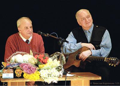 Д.Сухарев и С.Никитин.