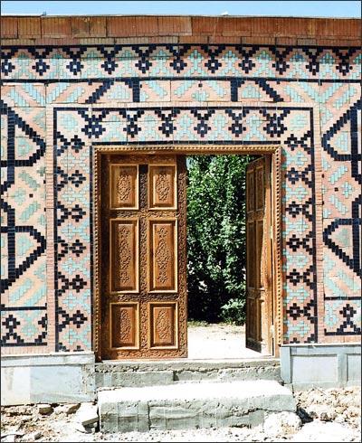 Дверь. Фото автора