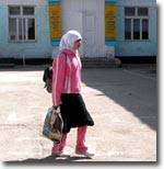 Conflicts between pupils and school administrations continue in the southern part of Kyrgyzstan