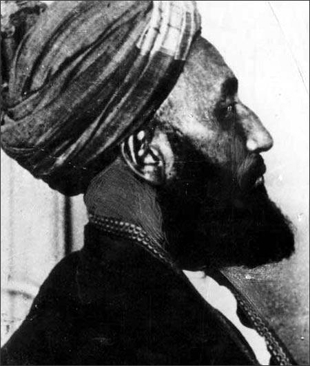 Ибрагимбек. Фото из архива автора
