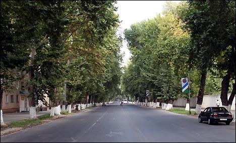 Улица Мустакиллик (бывш. Им. В.Ленина)