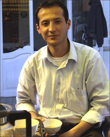 Алишер Саипов. Фото ИА Фергана.Ру
