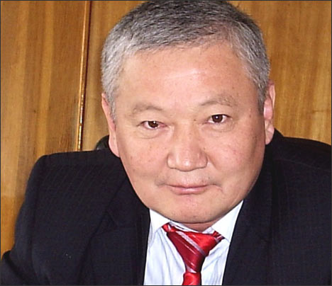 Mayor Abdurasul Anarbayev