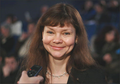 Вице-президент АКБ «РУССЛАВБАНК» (ЗАО) Ирина Шипилова