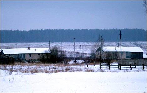 Просторы деревни Курилово. Фото автора