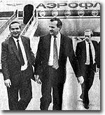 Архивимиздан. СССР делегацияларидан бирининг Тошкентдаги қисқача тарихи