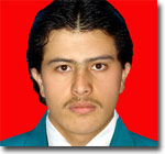 Афганский студент Саяд Парвез Камбахш