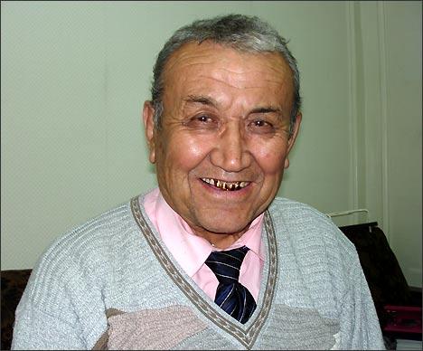 Ядгар Турлибеков. Фото ИА Фергана.Ру