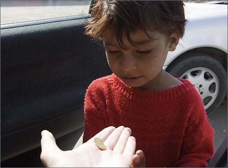 Дети трудовых мигрантов тоже работают