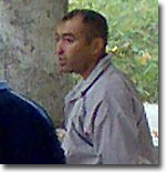 Предполагаемый убийца Алишера Саипова