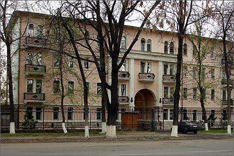 Дом в центре Ташкента