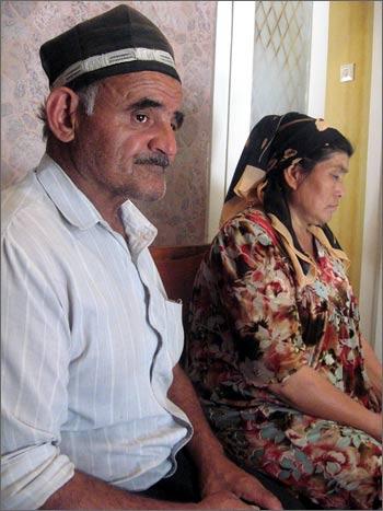 Жители Самарканда