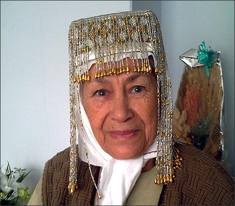 Махпара Хургенч (фото автора)