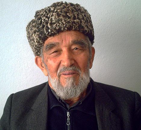 Атабек Хургенч (фото автора)