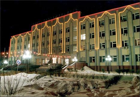 Здание СНПС Актобемунайгаз