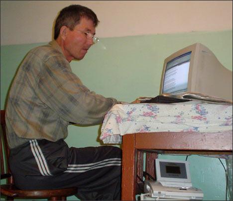 Солижон Абдурахманов – фото 2005 года