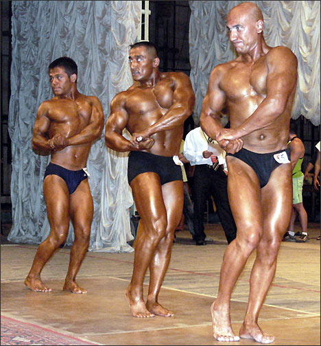 Чемпионат по бодибилдингу