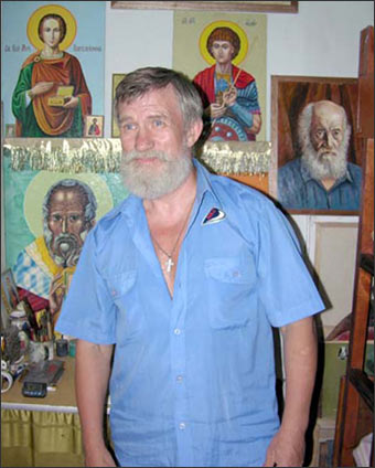 Painter Bornakov