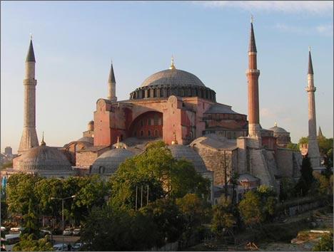 Храм Святой Софии (Айя-София, Haghia Sophia)