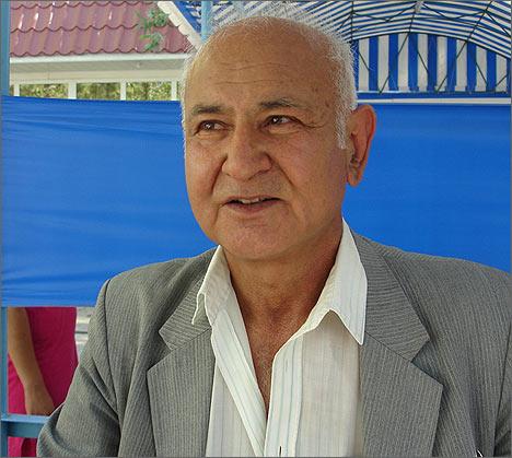 Политолог Ташпулат Юлдашев