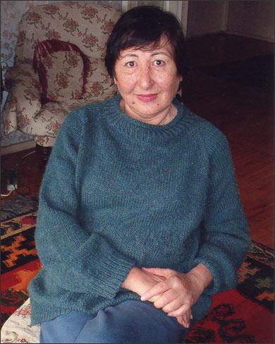 Марфуа Тохтаходжаева