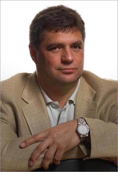 Заместитель директора Научно-информационного центра Межгосударственной координационной водохозяйственной комиссии Вадим Соколов