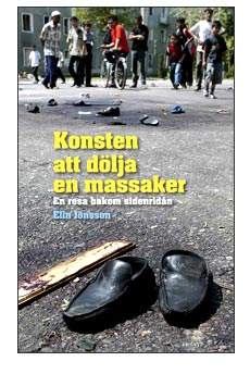 Cover of the book The Art of Concealing Mass Murder by Elin Jönsson
