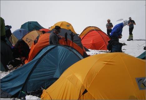 Лагерь 2