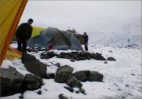 Лагерь 1