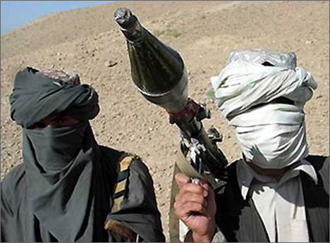 Рядовые талибы