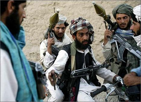 Пакистанские новые талибы